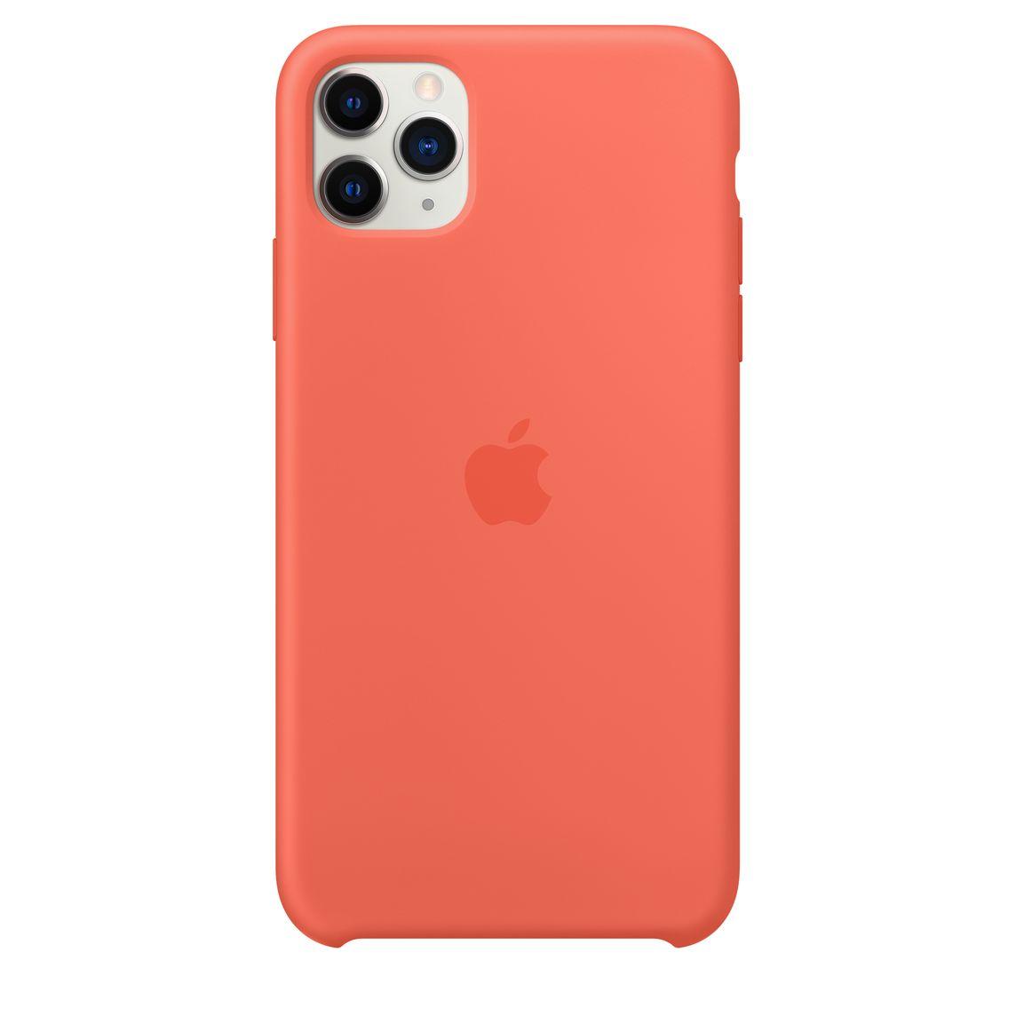 Funda - Apple Silicone Case Para el iPhone 11 Pro Silicona Rosa