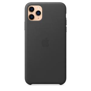 para el iPhone 11 Pro MAX Negro Apple Funda Leather Folio