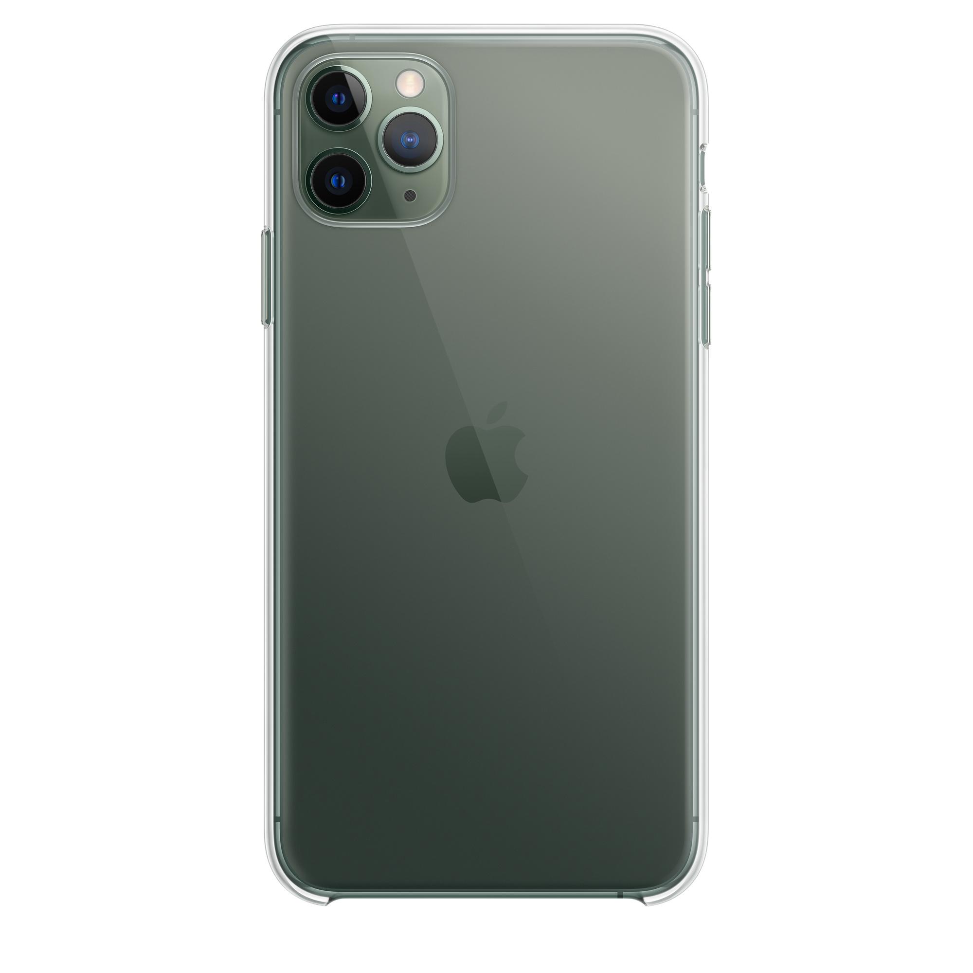 Custodia Per Iphone 11 Pro Max Trasparente Apple It