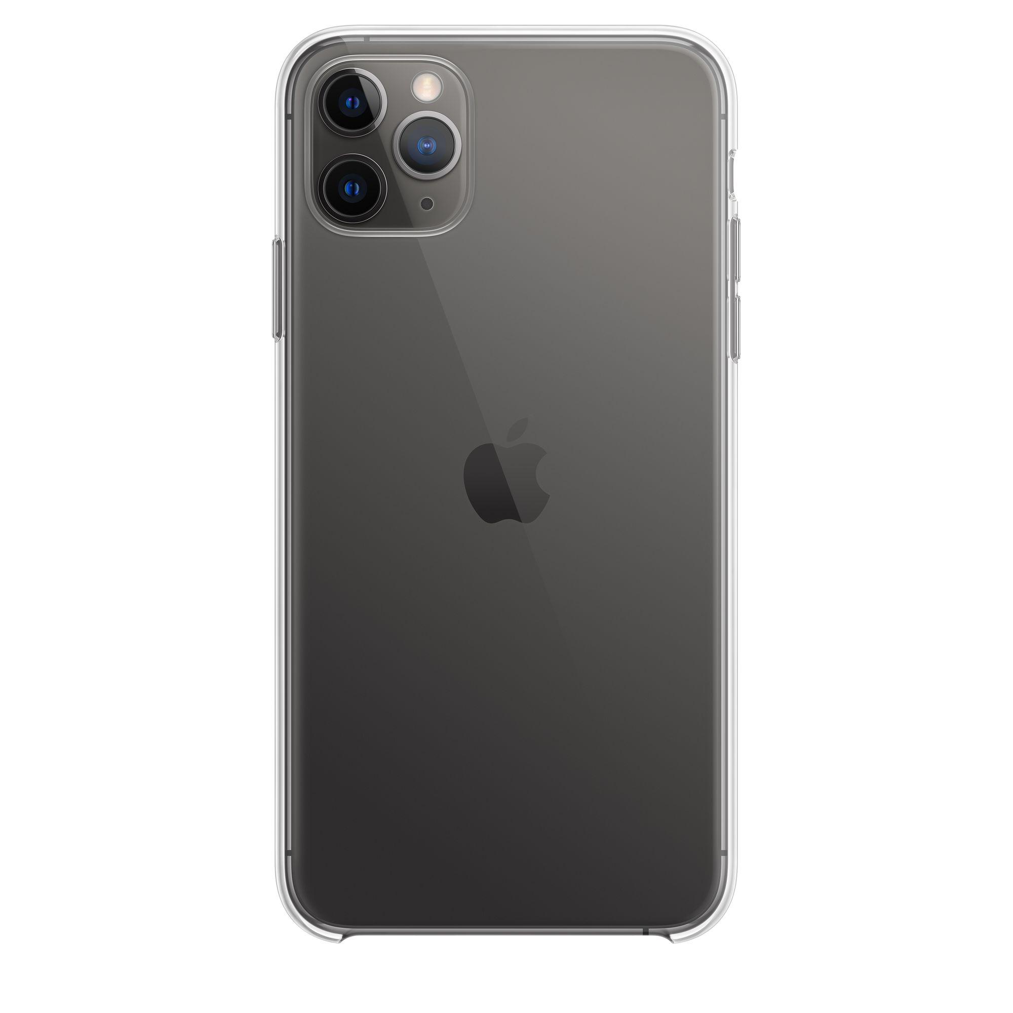 Custodia trasparente per iPhone 11 Pro Max