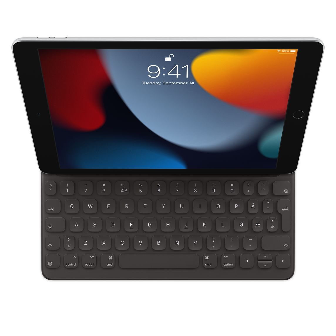 Logitech Tastatur iPad tilbehør Apple (NO)