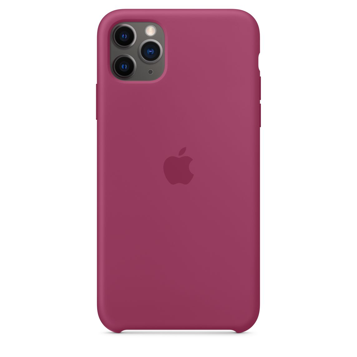 Funda rosa arena Apple Silicone Case para iPhone 11 Pro
