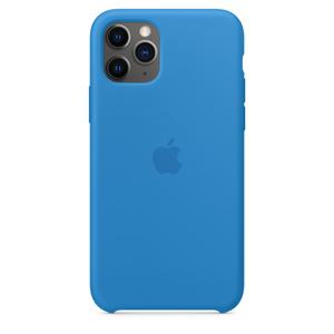 Apple Custodia in silicone Surf per iPhone 11
