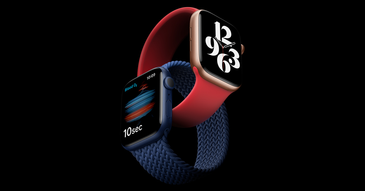 Buy Apple Watch Series 6 - Apple (IE)