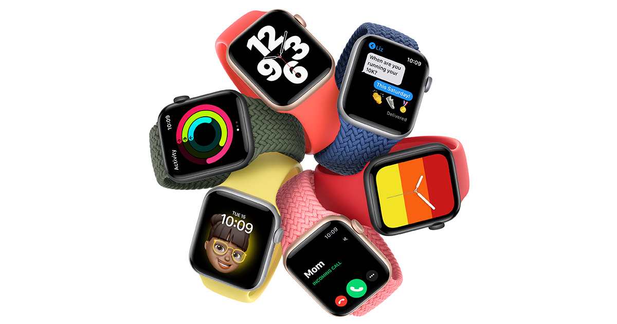 Buy Apple Watch SE - Apple (IE)