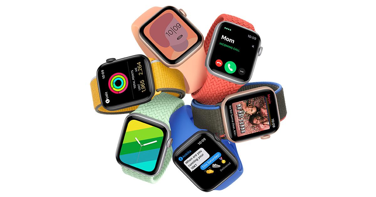 Buy Apple Watch SE - Apple (IN)
