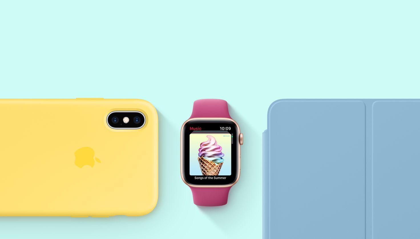 8133179cd71 Køb Apple Watch Series 4-remme - Apple (DK)