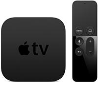 Fragen zum Apple TV beantworten.