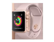 Répondez aux questions sur l'AppleWatch.