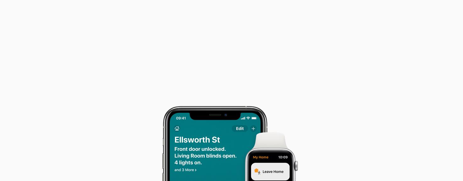 HomeKit accessories – Apple