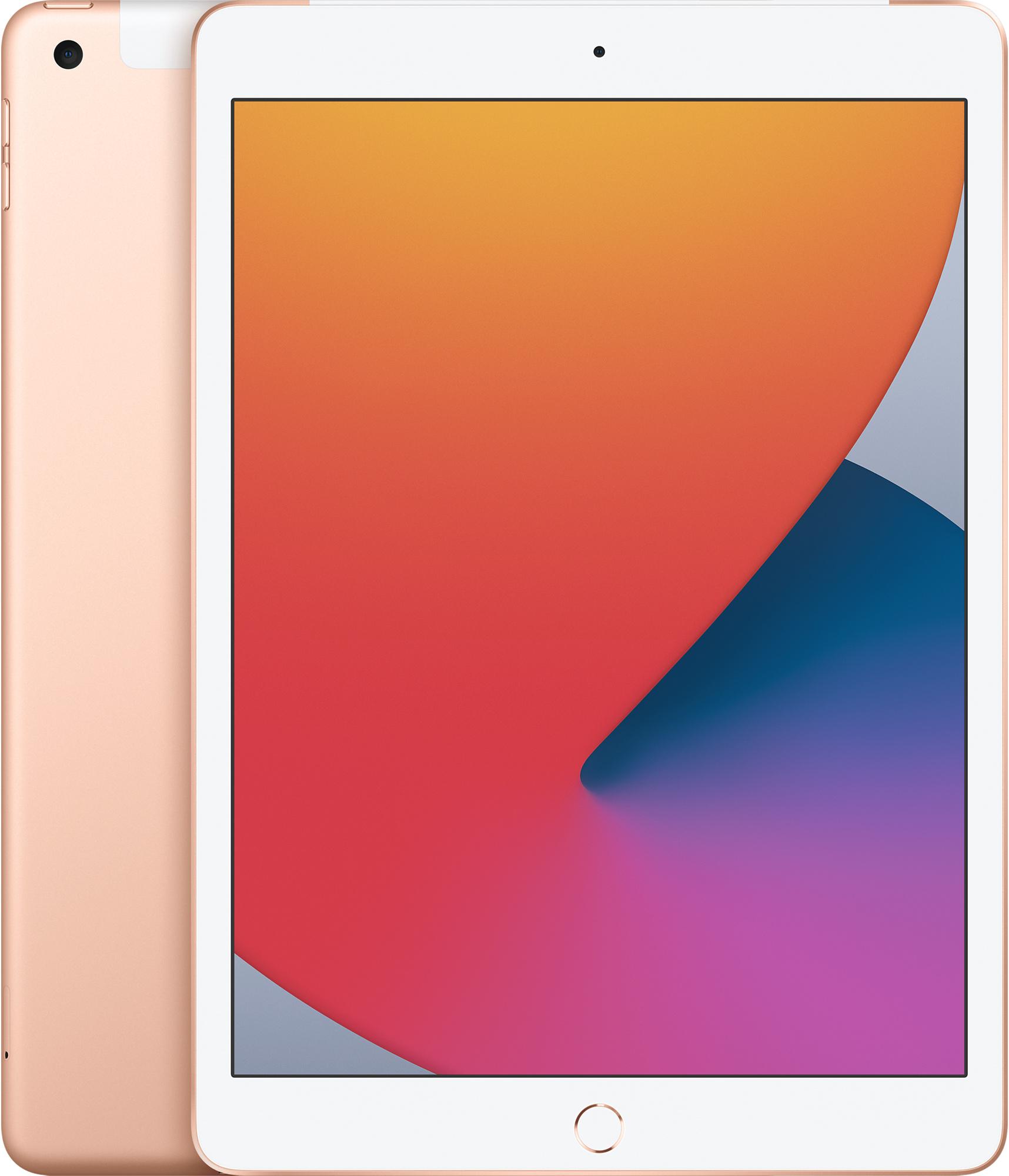 10 2 Inch Ipad Wi Fi Cellular 32gb Gold Apple Uk
