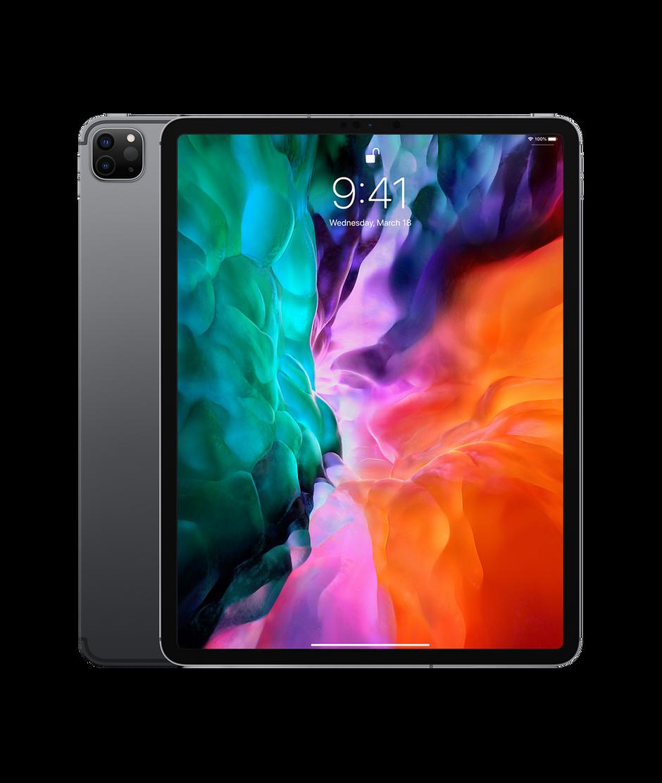 12,9 tommers iPad Pro Wi‑Fi + Cellular 1 TB – stellargrå