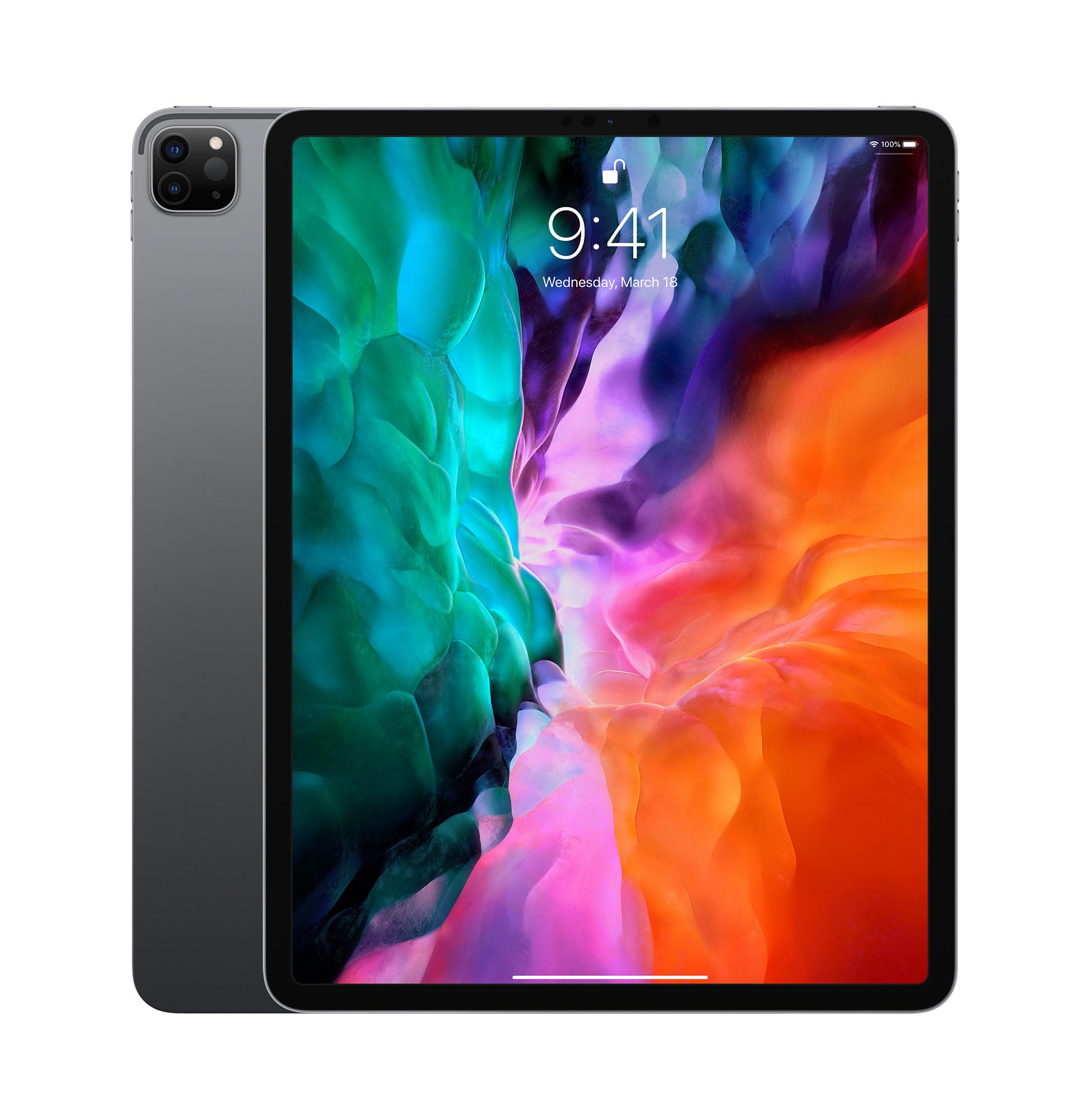 12,9 tommers iPad Pro Wi‑Fi 1 TB – stellargrå