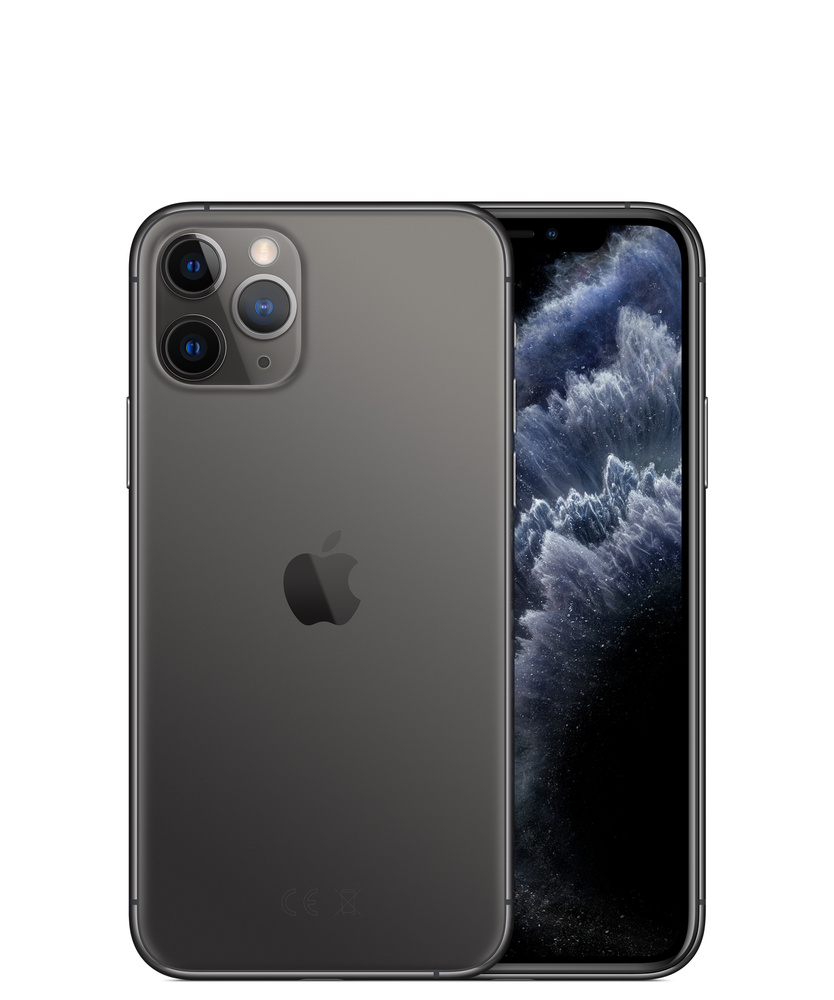 Apple iPhone 8 256GB Space Grey   Billig