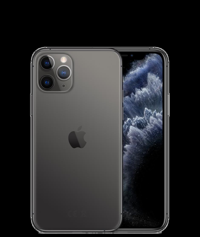 Risultati immagini per iphone 11 pro grigio siderale