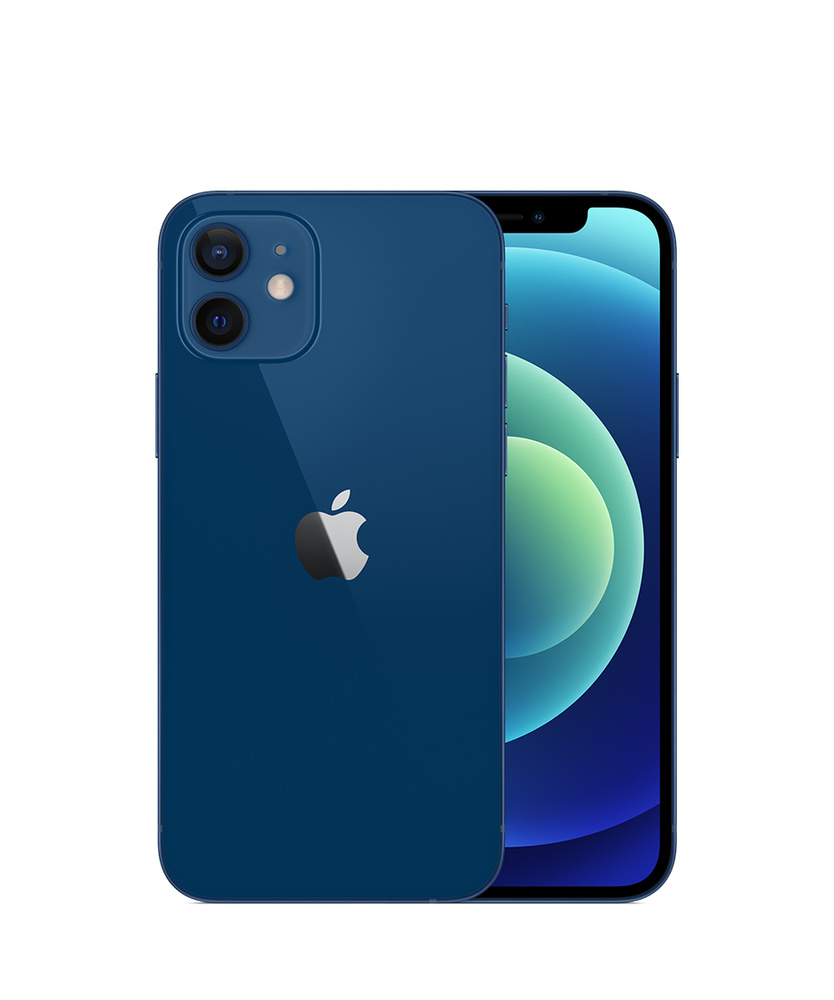 iPhone12, 256ГБ, синий
