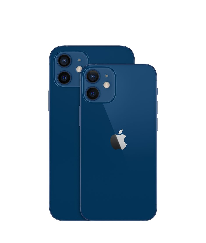Buy Iphone 12 And Iphone 12 Mini Apple Uk