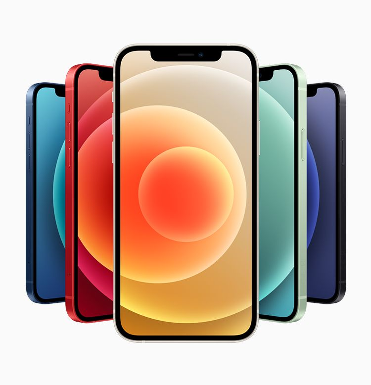 Acquista Iphone 12 E Iphone 12 Mini Apple It