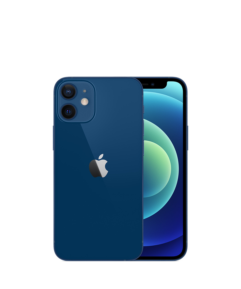 iPhone12mini 64GB– niebieski
