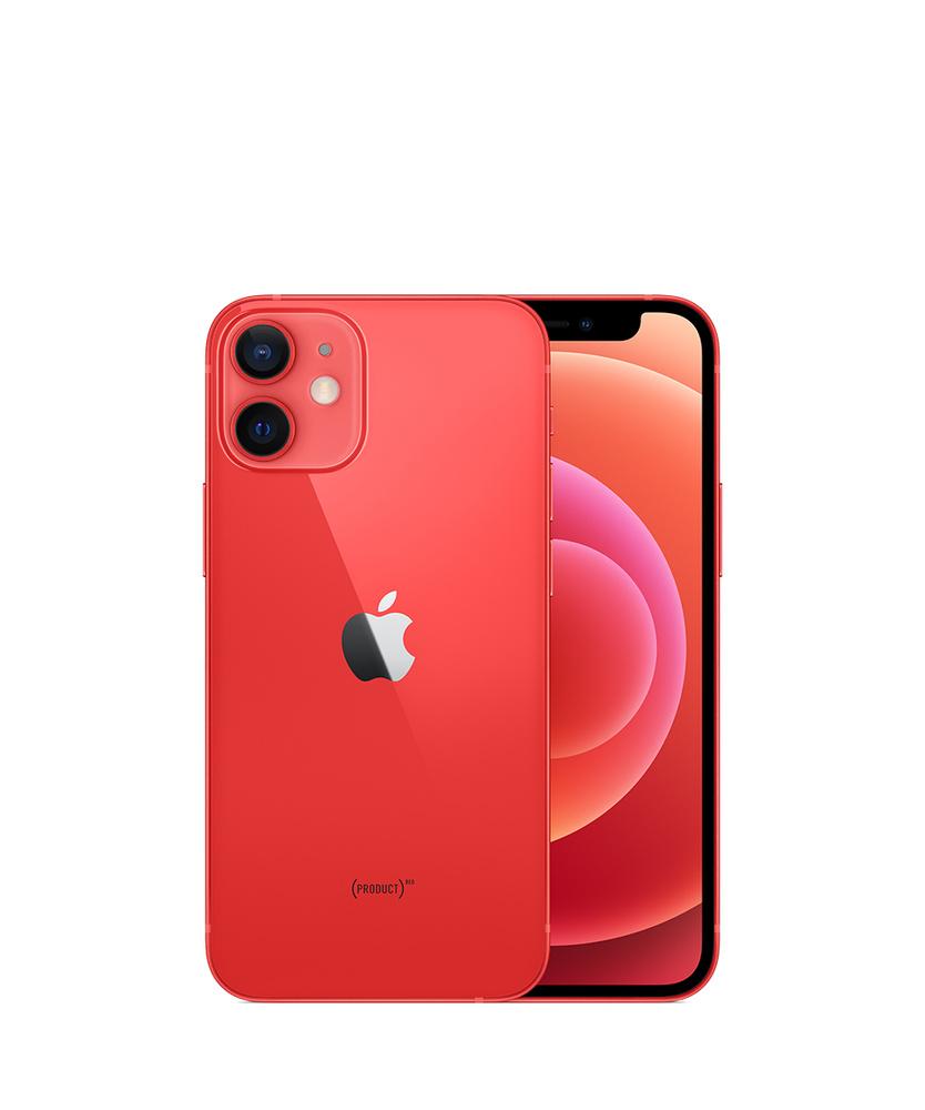 iPhone12mini 128GB (PRODUCT)RED