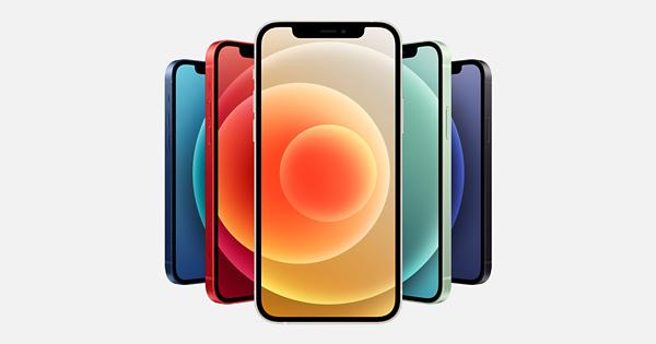 Acheter l'iPhone12 et l'iPhone12mini