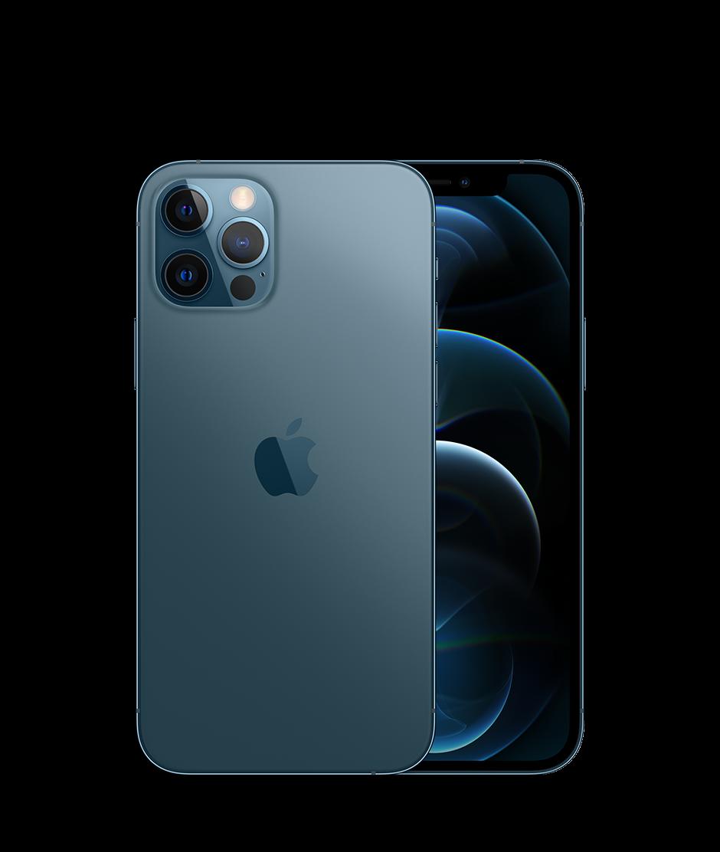 iPhone 12 Pro 128 GB - Pazifikblau - Bildung - Apple (AT)
