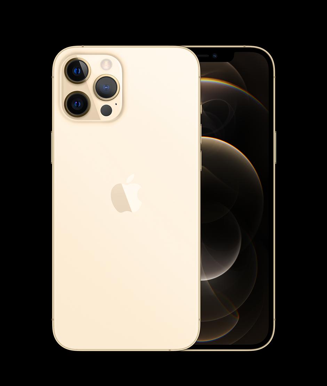 iPhone 12 Pro Max 128 GB Altın - Eğitim - Apple (TR)