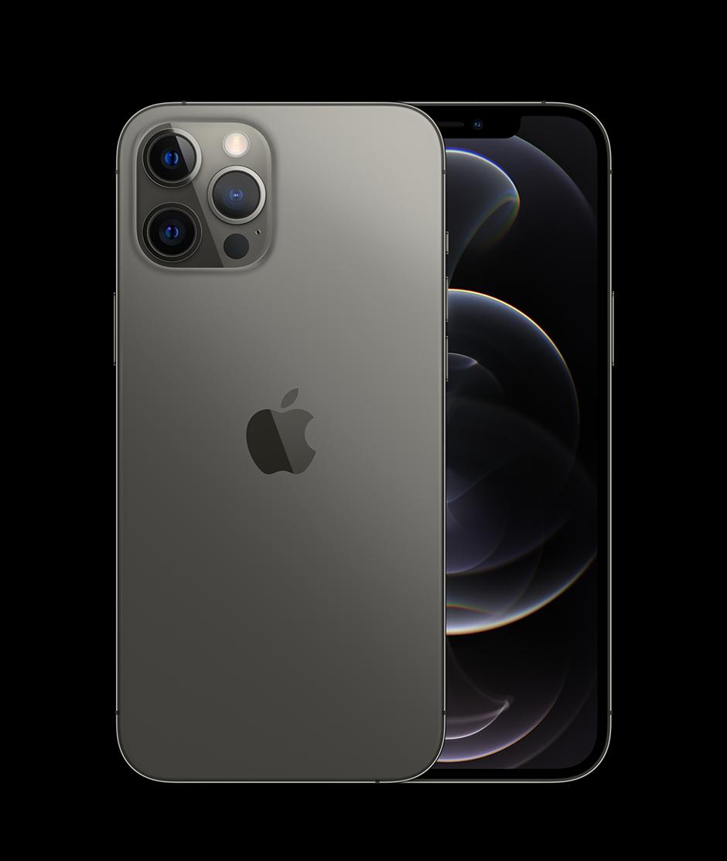 iPhone 12 Pro smarttelefon 512 GB (grafitt) Mobiltelefon