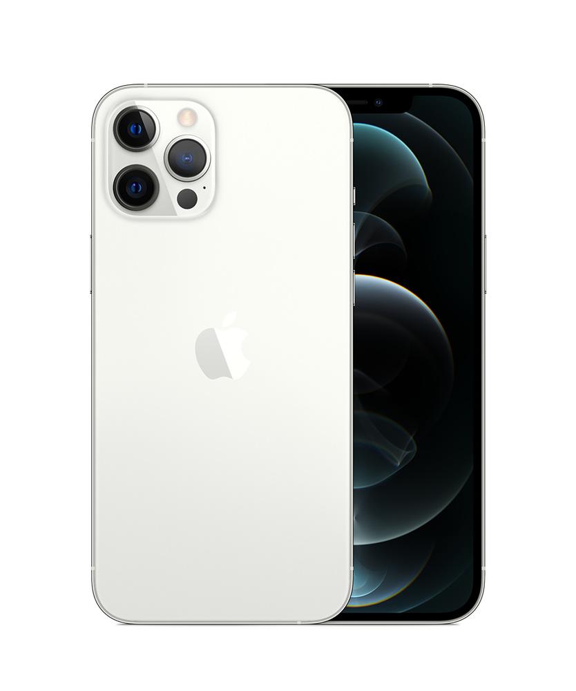 iPhone12 ProMax, 256ГБ, серебристый