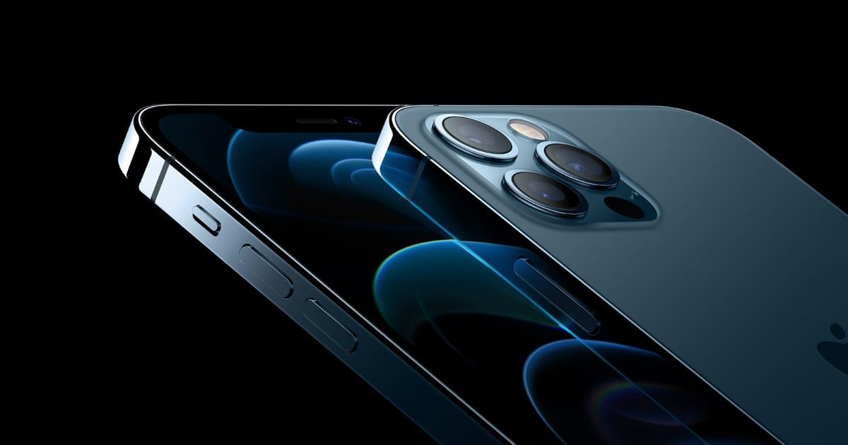 Kjøp iPhone 12 Pro og iPhone 12 Pro Max - Apple (NO)
