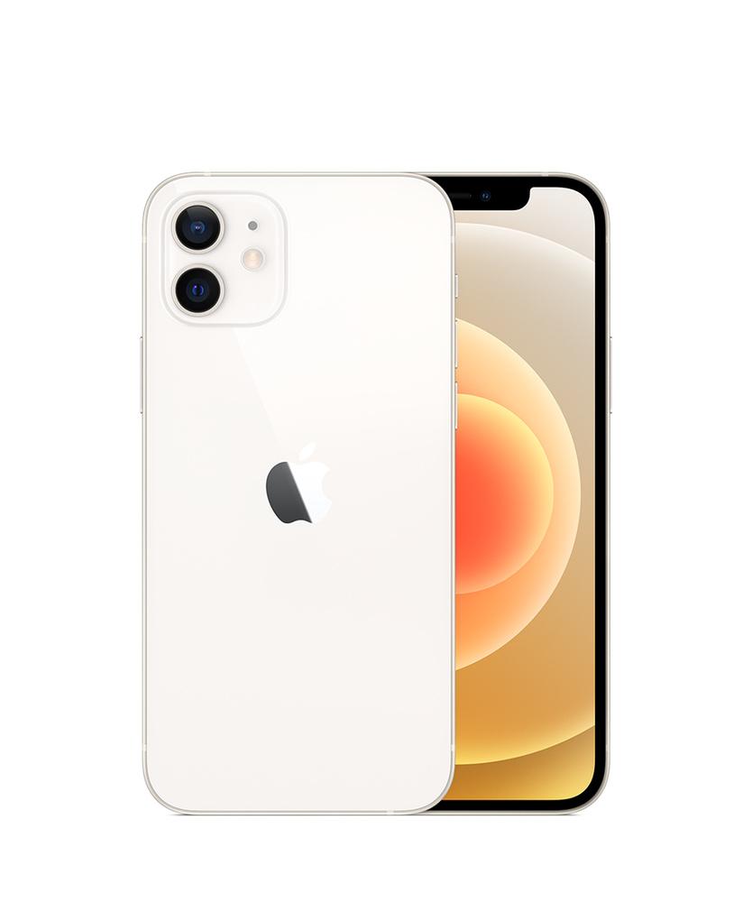 iPhone12, 64ГБ, белый