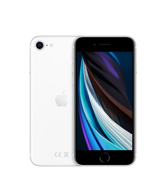 iPhone SE 64 GB White