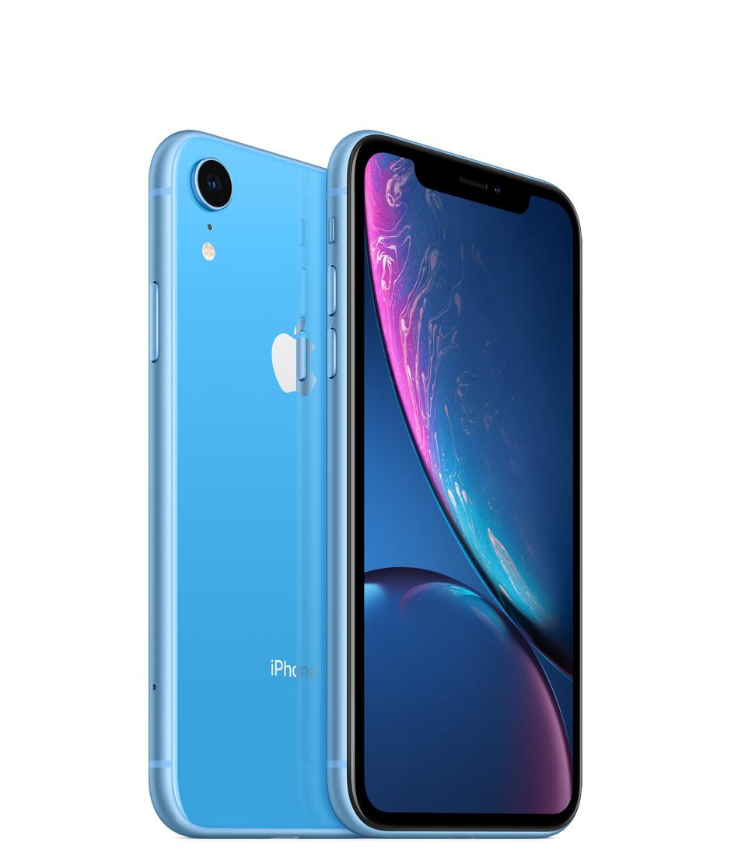 iPhone XR 20 GB Blau