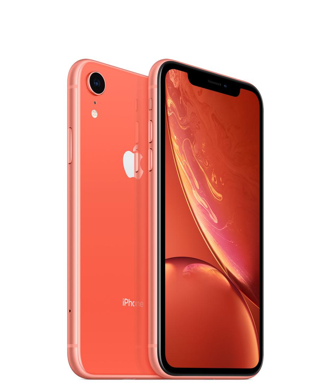 iPhone XR 20 GB Koralle