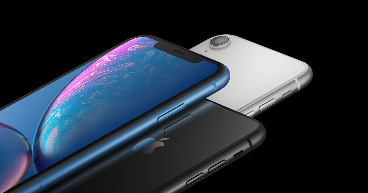 Купите iPhone XR