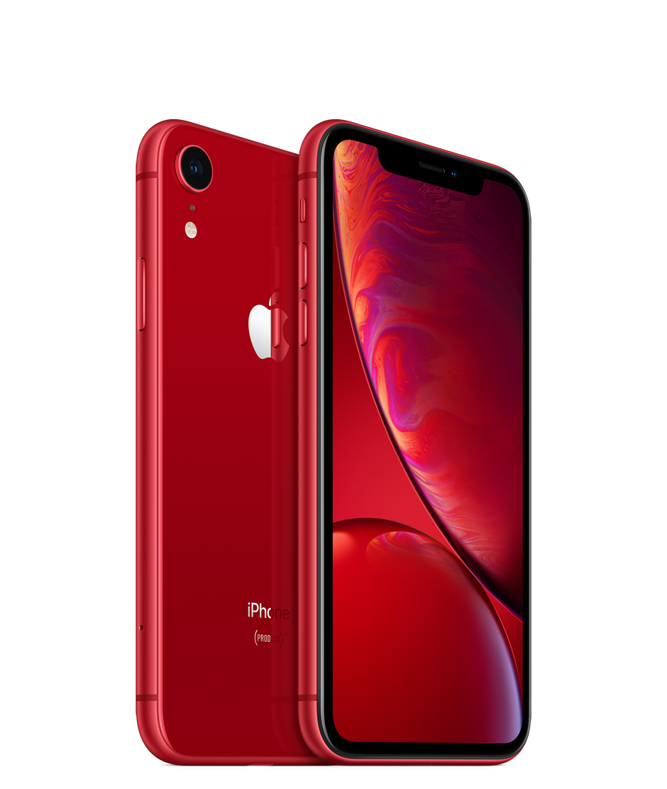 Cover iPhone XR Light - Red