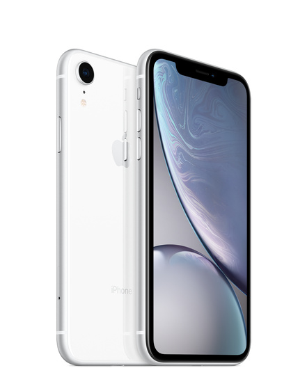 iPhone XR 64 GB hvit | Eplehuset