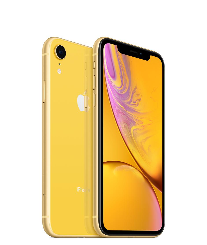 Iphone Xr 64 Gb Gelb Apple De