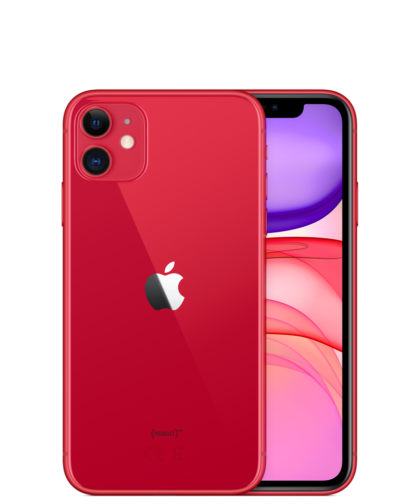 Apple iPhone 11 64gb Red (Grade A)