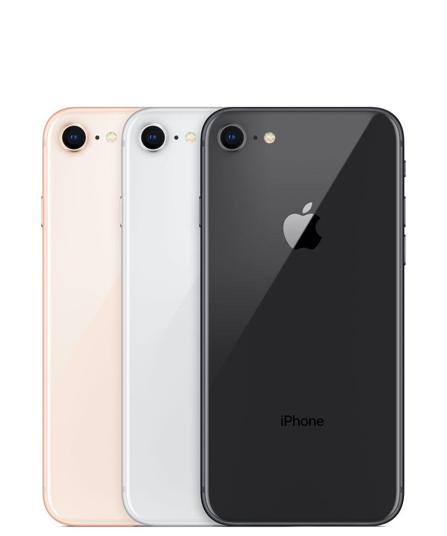 Koop Iphone 8 En Iphone 8 Plus Zonder Abonnement