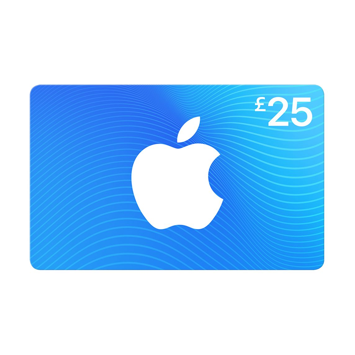 App Store & iTunes Gift Cards 50 Pack - £25