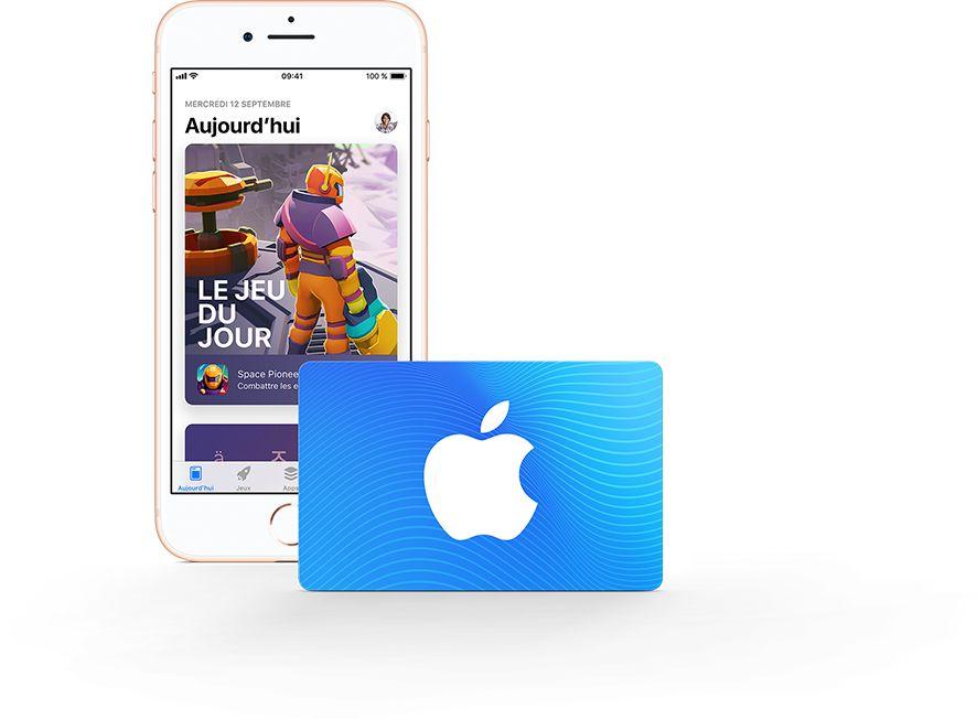 Carte Cadeau Hyper U.Cartes Cadeaux Apple Fr