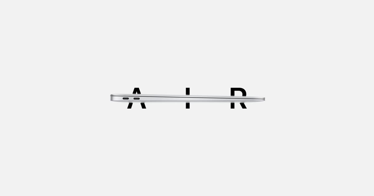 Купите MacBook Air 13 дюймов