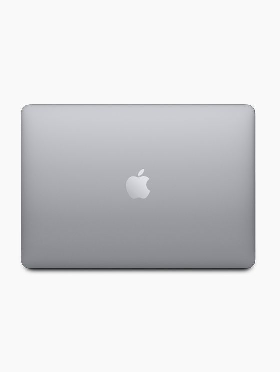 Macbook warna abu-abu