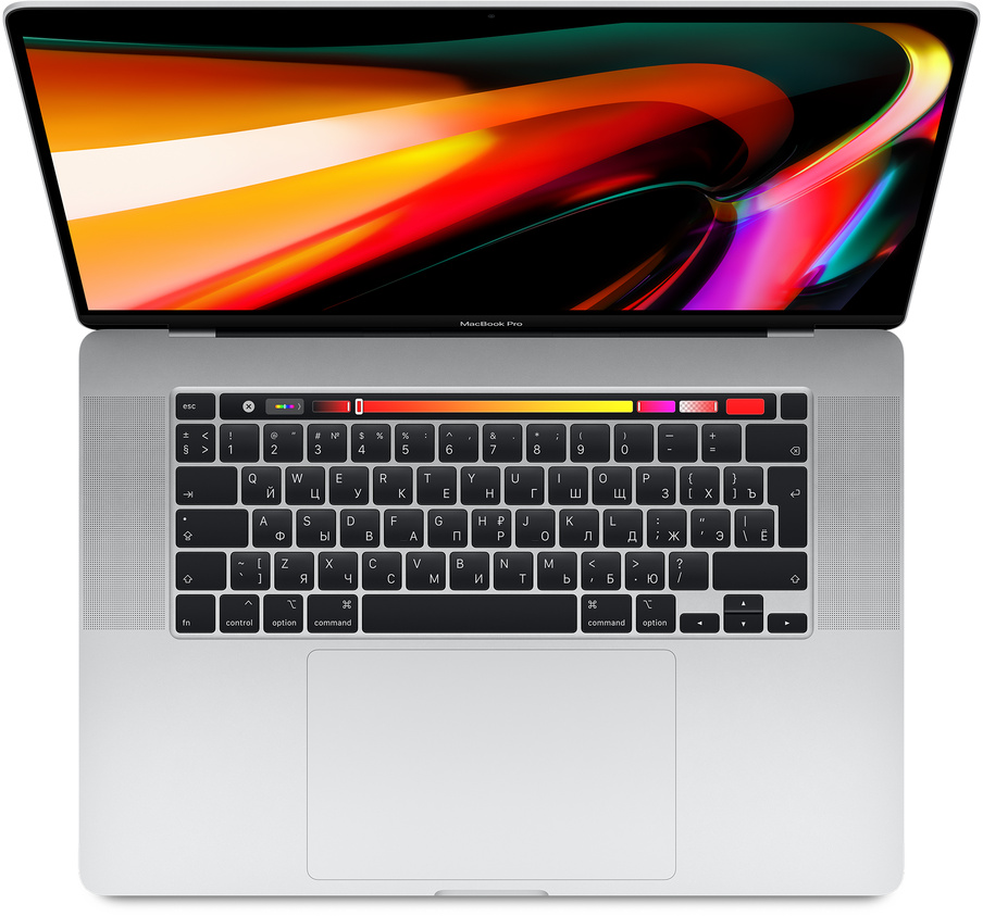 MacBookPro 16дюймов, серебристый