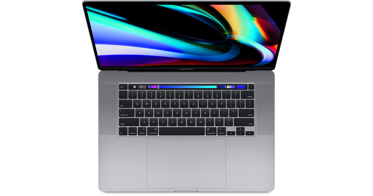 MacBook Pro 16 2,6 GHz 512 GB Stellargrå mTouch Bar | FINN.no