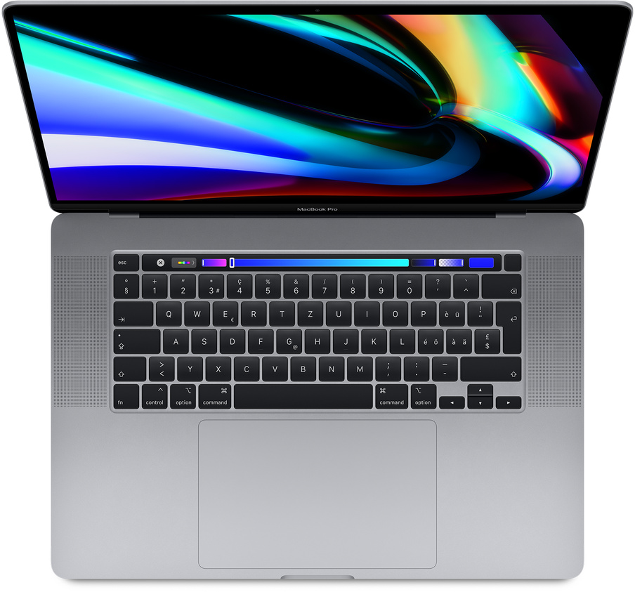 16 Zoll MacBook Pro – Space Grau