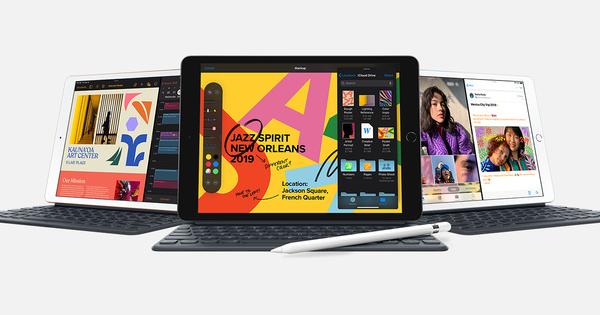 7. Nesil 10,2 inç iPad ile ilgili görsel sonucu