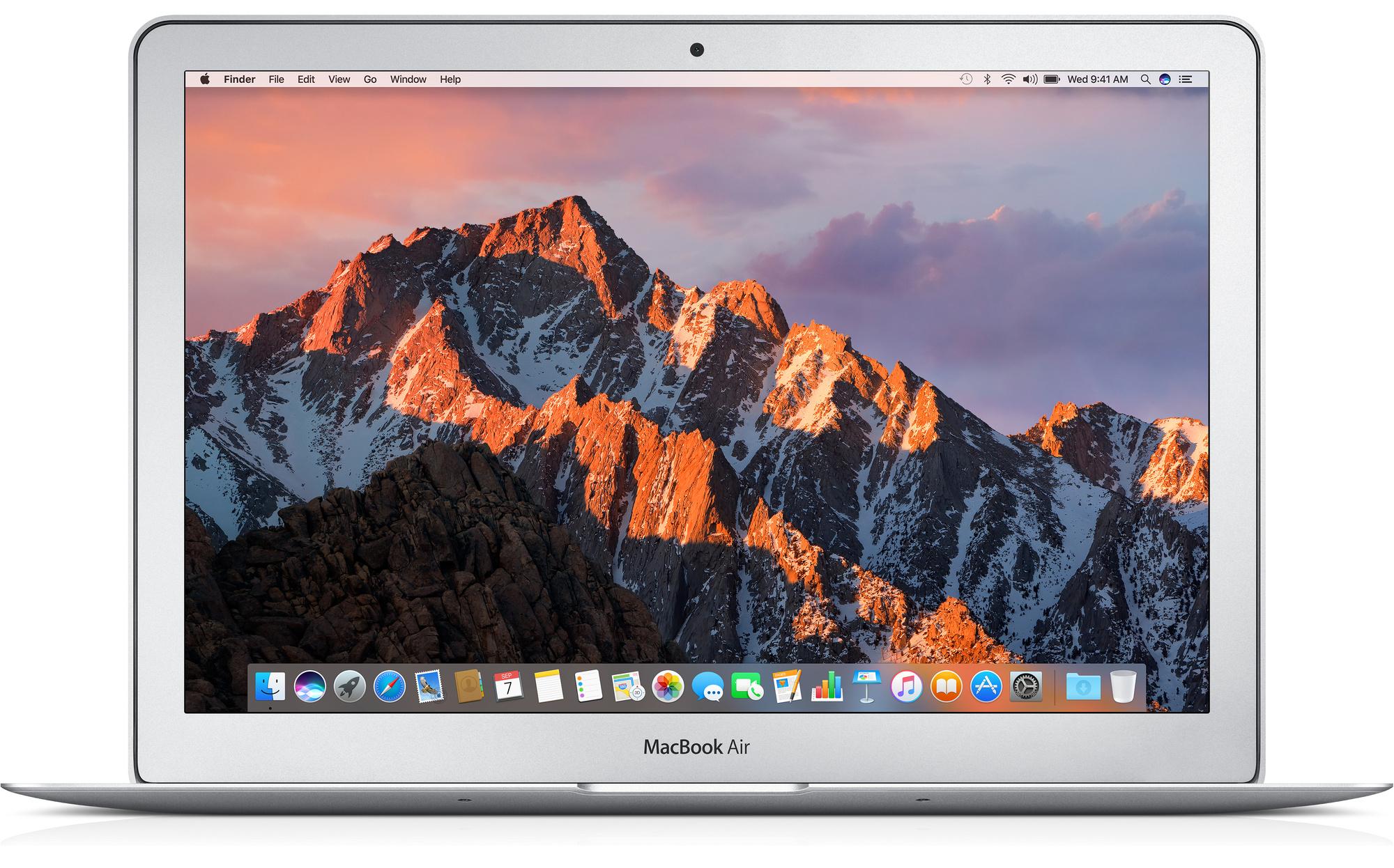 Refurbished 13.3-inch MacBook Air 1.8GHz dual-core Intel Core i5 - Apple  (UK)