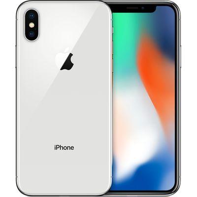 0f2a27a659dacc iPhone X 64GB ricondizionato - Argento (Senza SIM)